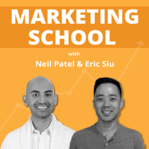 Learn marketing in 10 minutes a day.